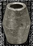 Plomada barril